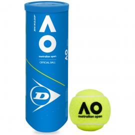 Pelota tenis Dunlop Australian Open 3b