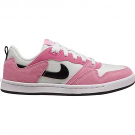 Zapatillas Nike SB Alleyoop blanco/rosa mujer