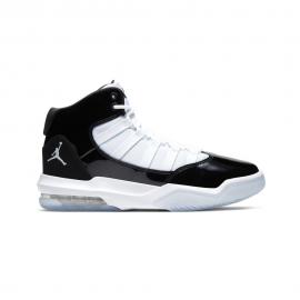Zapatillas baloncesto Nike Jordan Max Aura negro/blanco