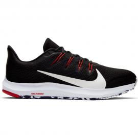 Zapatillas running Nike Quest 2 negro/blanco hombre