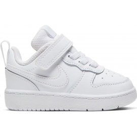 Zapatillas Nike Court Borough Low 2 (TD) blanco bebé