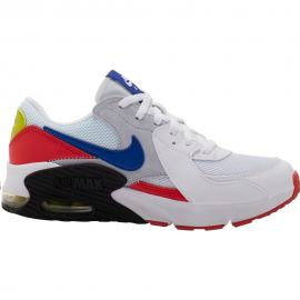 Zapatillas Nike Air Max Excee (GS) blanco/azul/rojo junior