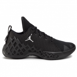 Zapatillas baloncesto Nike Jumpman Diamond Low negro hombre
