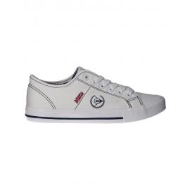Zapatillas Dunlop 35389/06 blanco/azul mujer