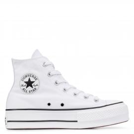 Zapatillas Converse All Star Lift Hi blanco mujer