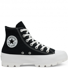 Zapatillas Converse Chuck Taylor All Star Lugged Hi negro