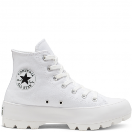 Zapatillas Converse Chuck Taylor All Star Lugged Hi blanco