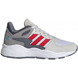 Zapatillas adidas Crazychaos gris/rojo junior