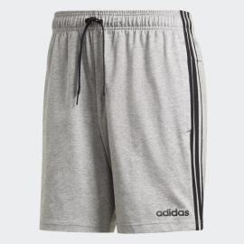 Pantalón corto adidas Essentials 3 Bandas gris/negro hombre