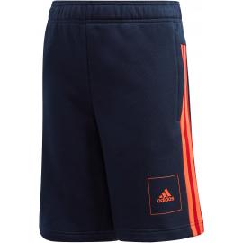 Pantalón corto adidas JB AAC marino/naranja junior