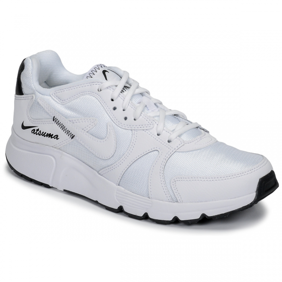 zapatillas asics mujer blancas nike blancos