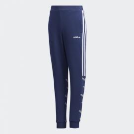 Pantalón adidas Favorites azul/blanco junior