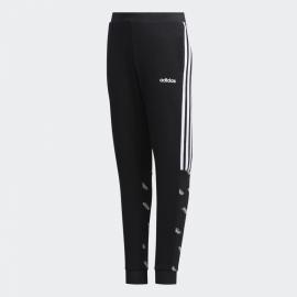 Pantalón adidas Favorites negro/blanco junior