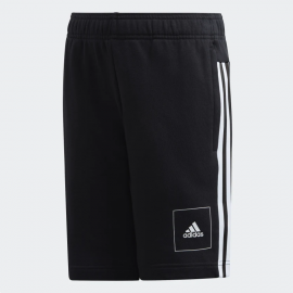 Pantalón corto adidas JB AAC negro/blanco junior
