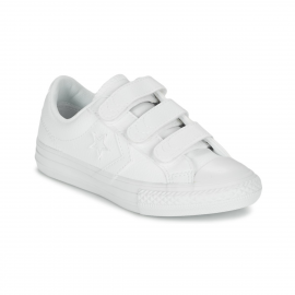 Zapatillas Converse Star Player Ev 3V Ox blanco junior