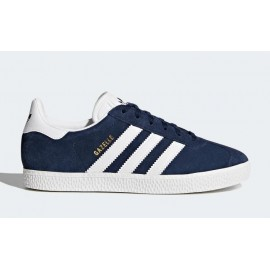 Zapatillas adidas Gazelle J marino junior