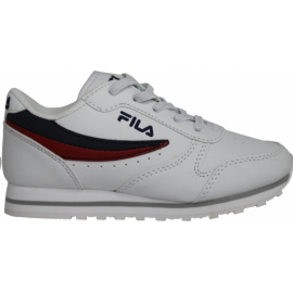 Zapatillas Fila Orbit low blanco niño