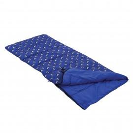 Saco de dormir infantil Regatta Roary azul niño