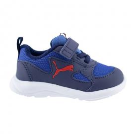 Zapatillas Puma Fun Racer AC azul bebé