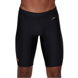 Bañador Speedo Panel Mesh Placement Jammer negro hombre