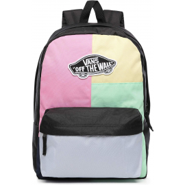 Mochila Vans Realm Backpack negro/colores