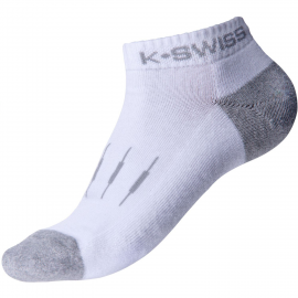 Calcetines tenis/pádel K-Swiss All Court 3pk blanco/gris