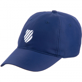 Gorra K-Swiss Performance azul/blanco