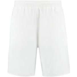 """Pantalón tenis/pádel K-Swiss Hypercourt Express 7"""" blanco"""