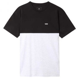 Camiseta Vans Colorblock negro/gris hombre
