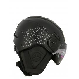 Casco esquí Prosurf Visor graphic black photo