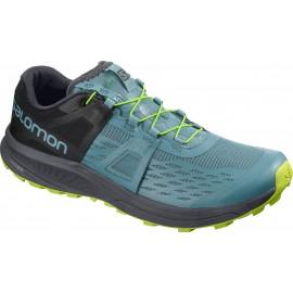 Zapatillas trail running Salomon Ultra Pro verde hombre
