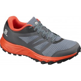 Zapatillas trail running Salomon Trailster 2 gris hombre