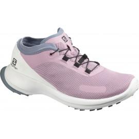 Zapatillas trail running Sense Feel W rosa/blanco mujer