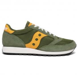 Zapatillas Saucony Jazz Original Vintage verde/amarillo