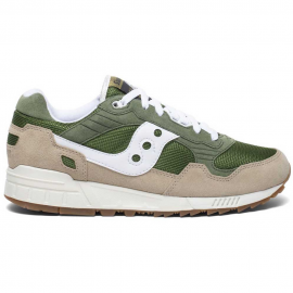Zapatillas Saucony Shadow 5000 verde/blanco hombre