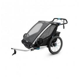Carrito Thule Chariot Sport 2 Negro V19