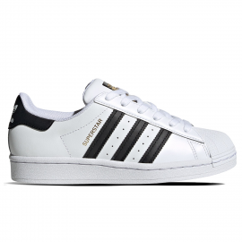 Zapatillas adidas Superstar blanco/negro junior