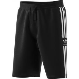 Pantalón corto adidas Lock Up negro/blanco junior
