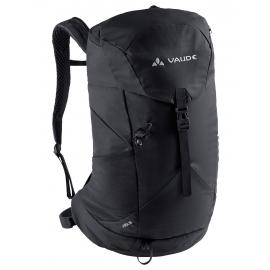 Mochila trekking Vaude Jura 18L negro