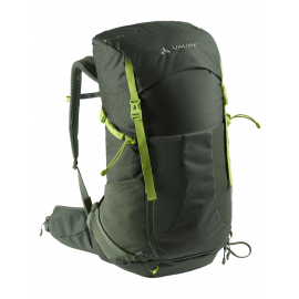 Mochila trekking Vaude Brenta 36+6L verde