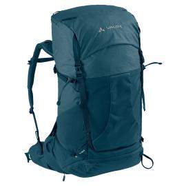 Mochila trekking Vaude Brenta 44+6L azul
