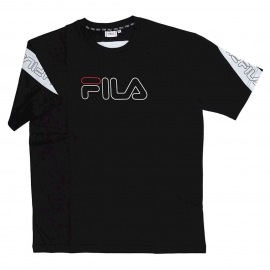 Camiseta Fila Loe negro hombre