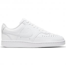 Zapatillas Nike Court Vsion LO blanco mujer
