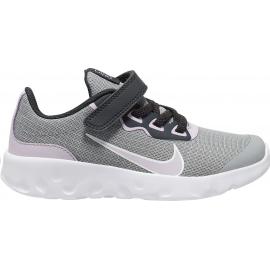 Zapatillas Nike Explore Strada (PSV) gris/lila niña