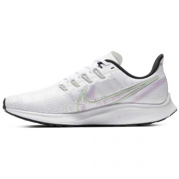 Zapatillas running Nike Pegasus 36 PRM blanco/lila mujer