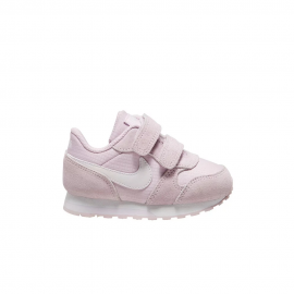 Zapatillas Nike MD Runner 2 PE (TDV) rosa bebé