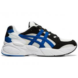 Zapatillas Asics GEL-BND blanco/azul/negro hombre