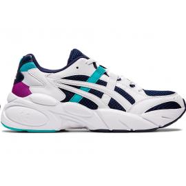 Zapatillas Asics GEL-BND azul/blanco mujer
