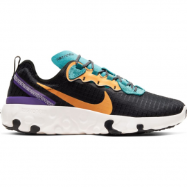 Zapatillas Nike Renew Element 55 Premium negro/dorado junior