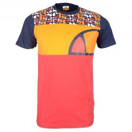 Camiseta Ellesse Cirillo rojo/azul hombre